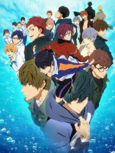 Free!: Dive to the Future Episode 0 (Dub)