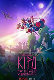 Kipo and the Age of the Wonderbeasts – Season 1
