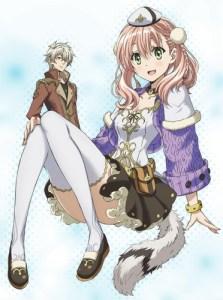 Escha & Logy no Atelier: Tasogare no Sora no Renkinjutsushi