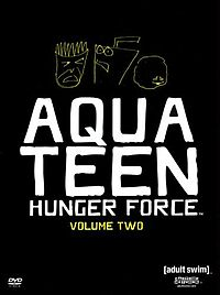Aqua Teen Hunger Force – Season 2