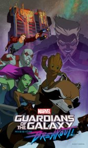 Guardians of the Galaxy – Season 3