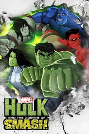 Hulk And The Agents Of Smash – Season 1