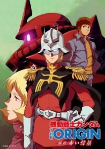 Kidou Senshi Gundam: The Origin – Zenya Akai Suisei (Dub)