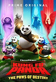 Kung Fu Panda: The Paws of Destiny – Season 1