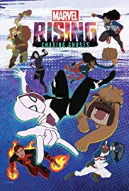 Marvel Rising: Chasing Ghosts