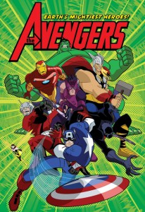 The Avengers: Earth's Mightiest Heroes – Season 1