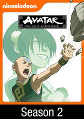 Avatar: The Last Airbender: Book 2 – Earth