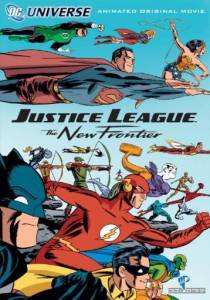 Justice League Movie: The New Frontier