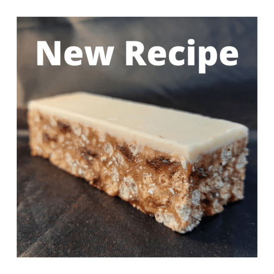 Lipotrim maintenance caramel bar - new recipe