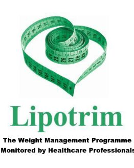 The Lipotrim weight management programme monitored by healthcare professionals, pharmacy & Doctors. A very low calorie diet