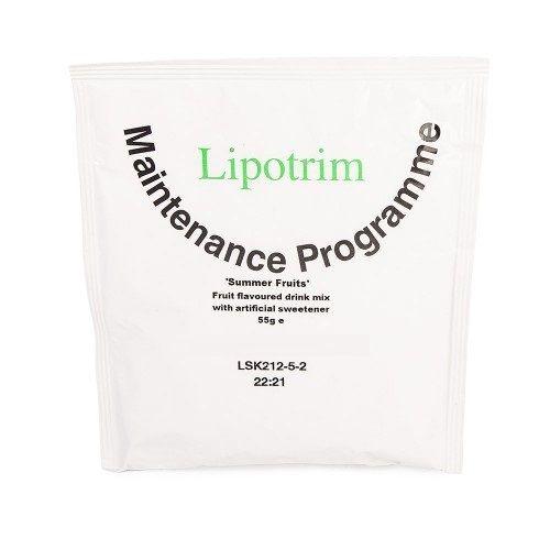summer fruit drink mix - Lipotrim Maintenance programme