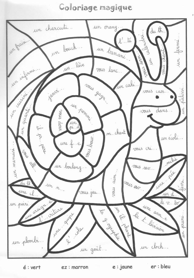 Coloriages à imprimer : Chiffres et formes, numéro : ec27
