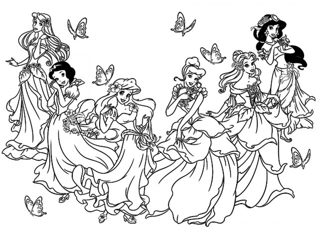 Coloriages à imprimer : Walt Disney, numéro : 225a25c25de