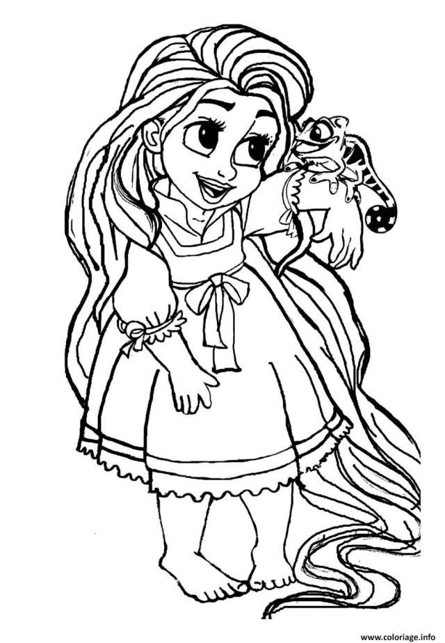 Coloriages à imprimer : La Petite Sirène, numéro : 17