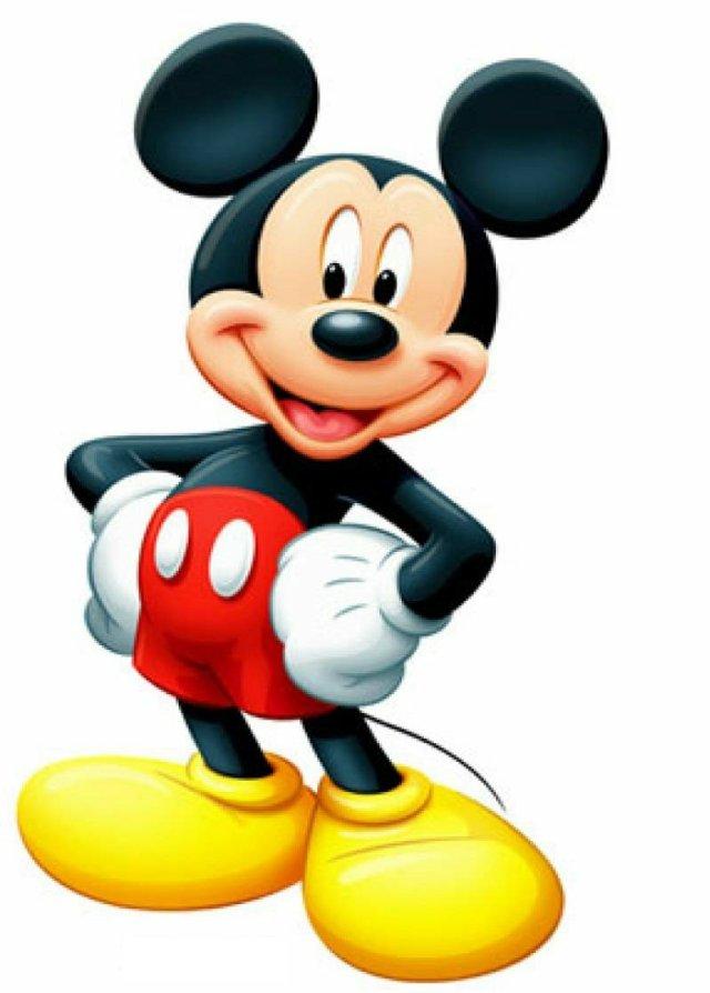 Coloriage A Imprimer Mickey - Shefalitayal