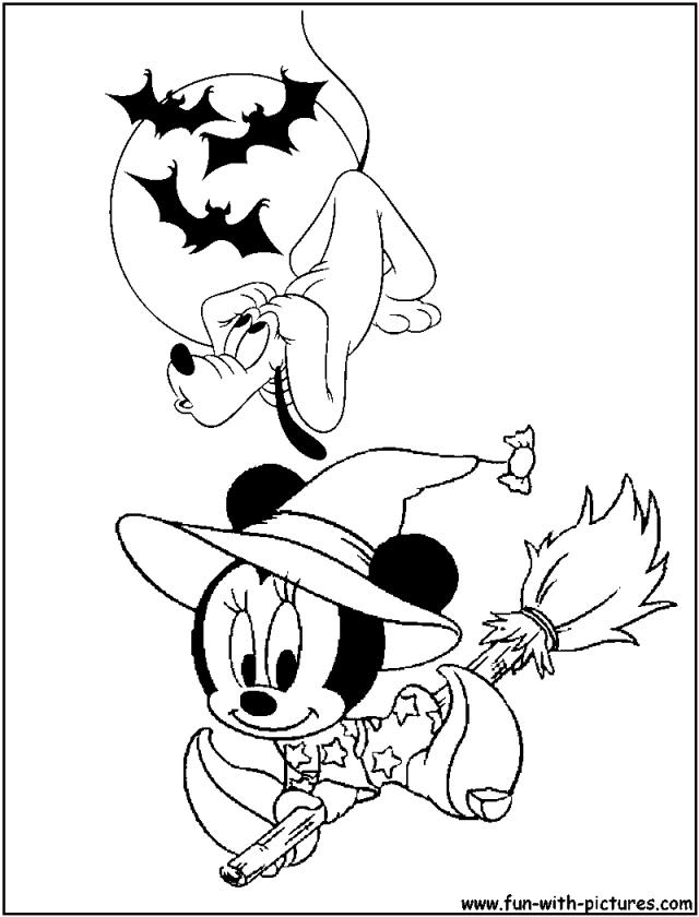 Coloriages à imprimer : Pluto, numéro : 11