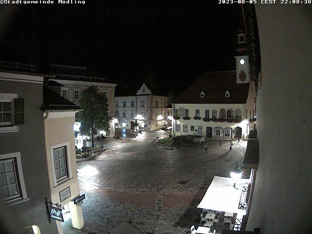 Fußgängerzone Mödling - herzlich willkommen!