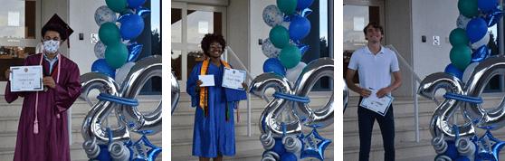Congratulations to Our 2020 High School Graduates!