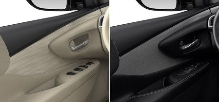 Murano     SV Jasper Pearlescent or Brushed Silver interior trim Photo     Jasper Pearlescent or Brushed Silver interior trim