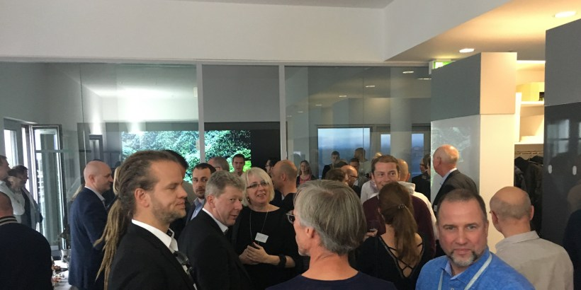 Oblong Celebrates the Opening of Our Atlanta Office - Oblong