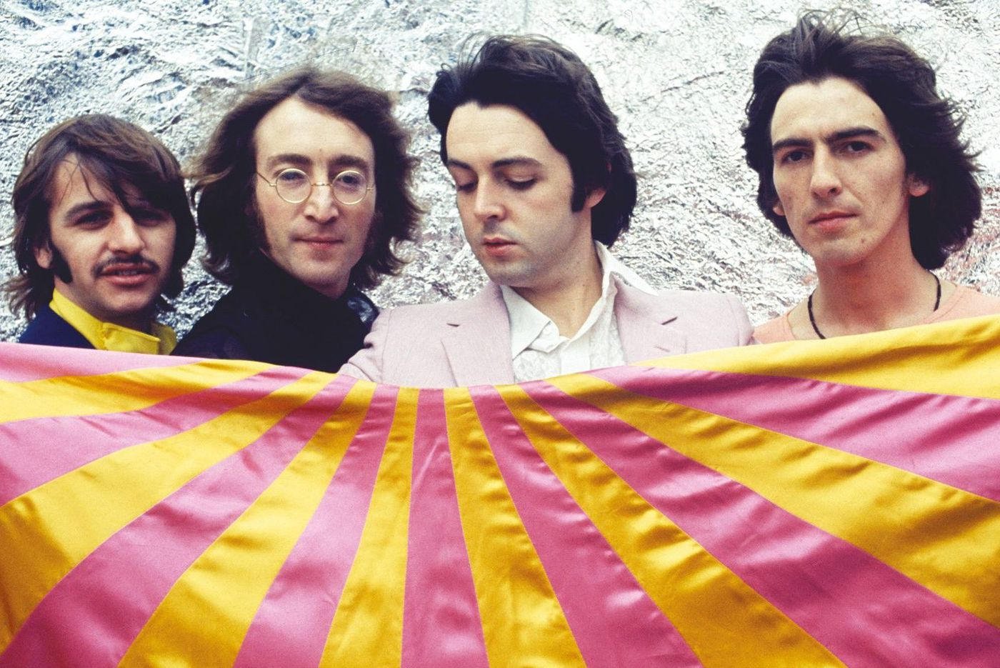 Image result for the beatles white album era images