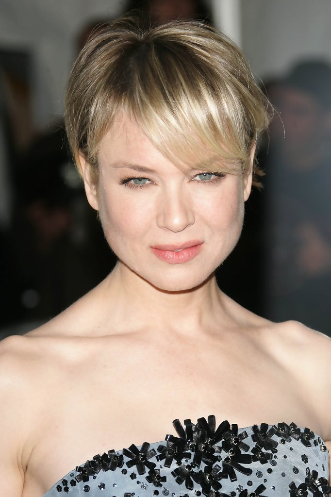 Renee Zellweger In MET Costume Institute Benefit Gala