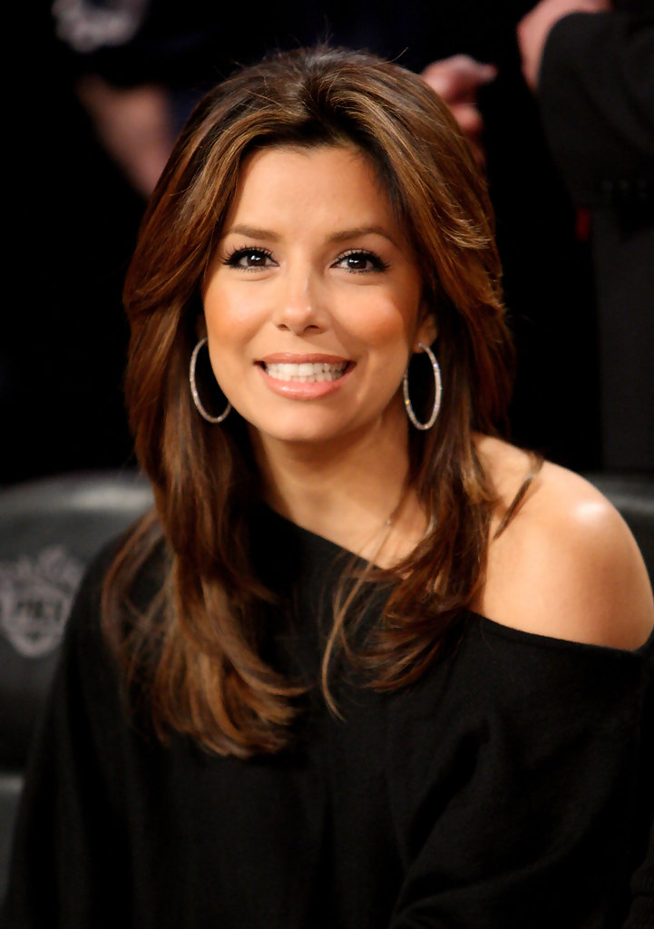 Eva Longoria Photos Photos NBA All Star Game