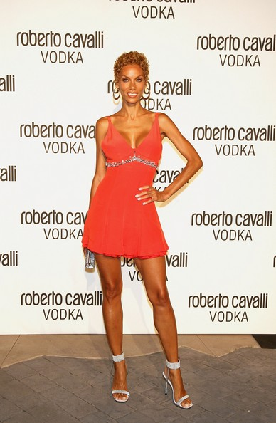 Nicole Murphy - U.S. Launch Of Roberto Cavalli Vodka - Arrivals