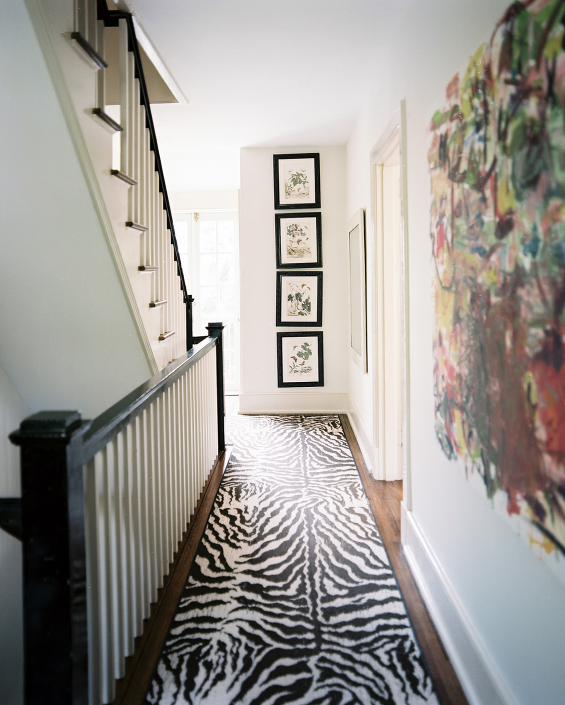 Hallway Rugs Photos Design Ideas Remodel And Decor Lonny