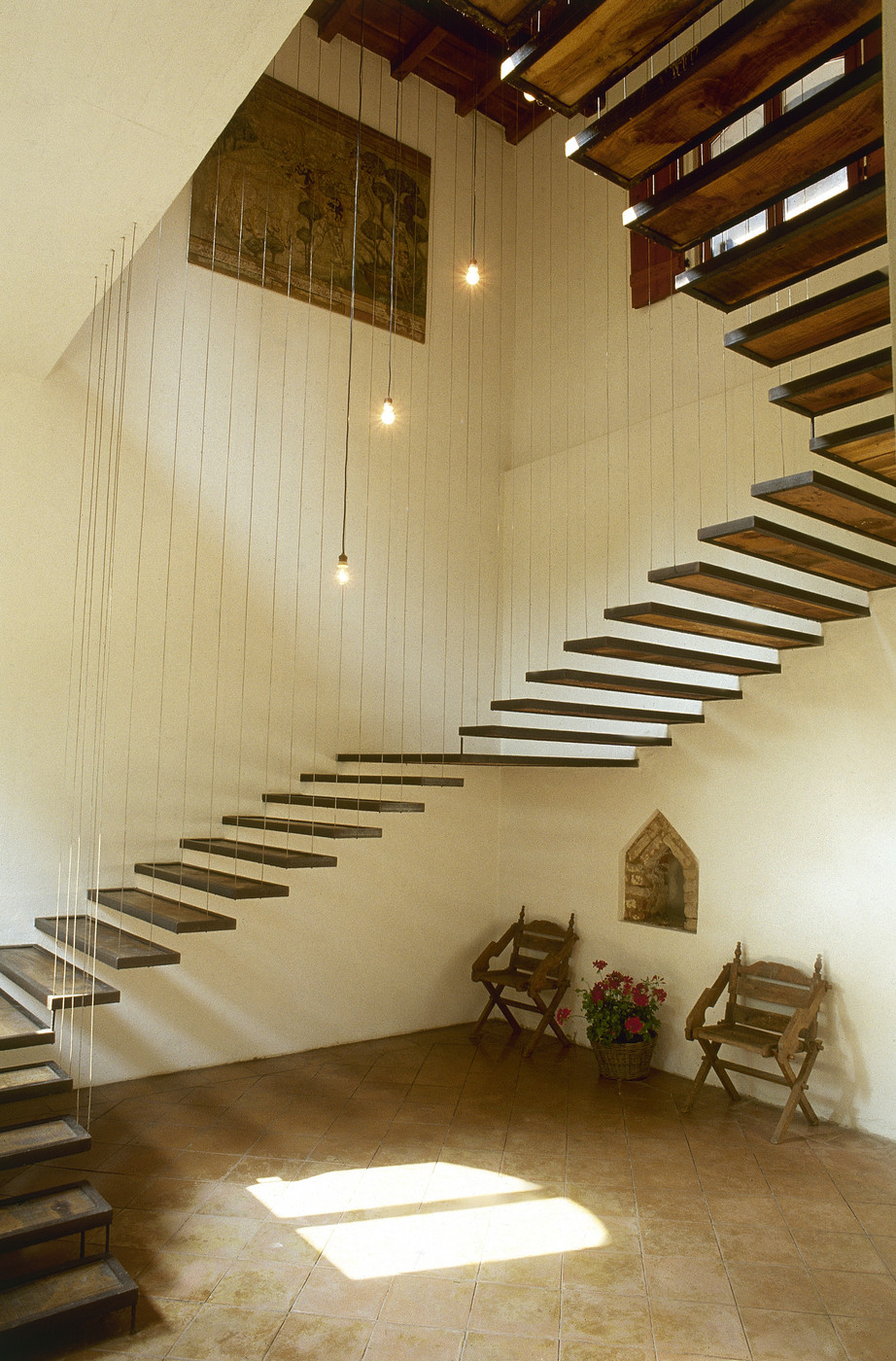 Suspended Stairs Photos Design Ideas Remodel And Decor