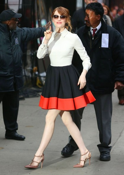 Emma Stone Clothes