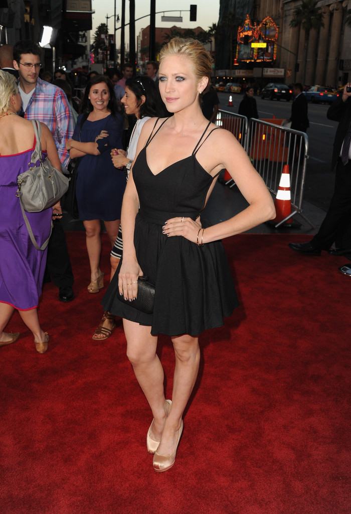 Brittany Snow Little Black Dress Brittany Snow Looks
