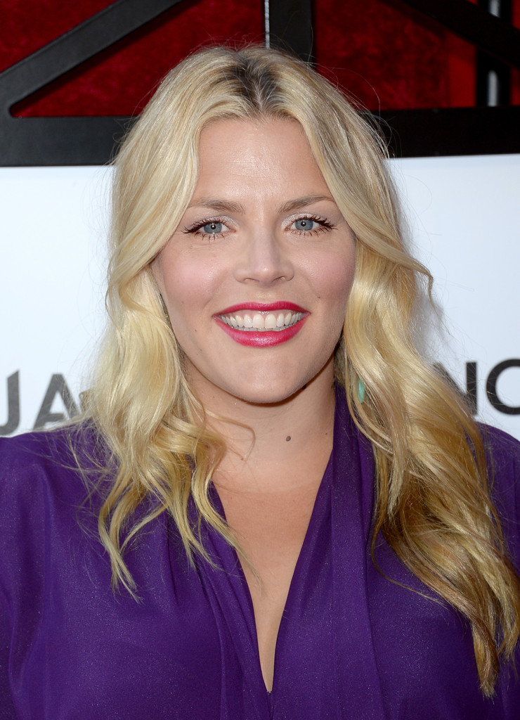 Busy Philipps Pink Lipstick Busy Philipps Beauty Looks