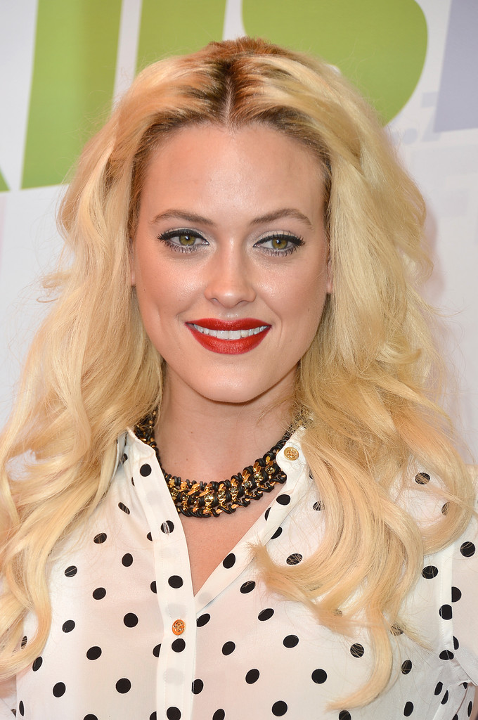 Peta Murgatroyd Long Wavy Cut Peta Murgatroyd Hair Looks