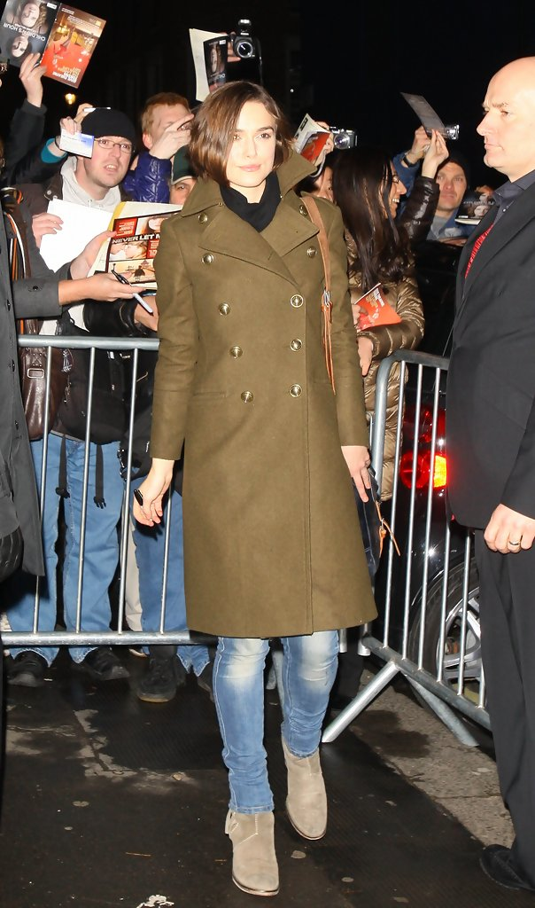 Keira Knightley Ankle Boots Keira Knightley Looks