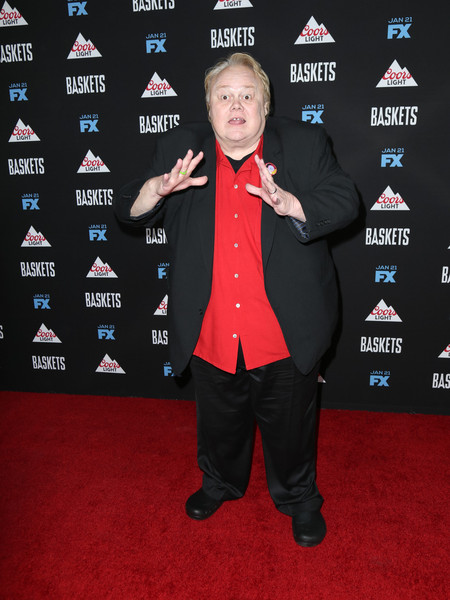 Image result for Louie Anderson - Baskets