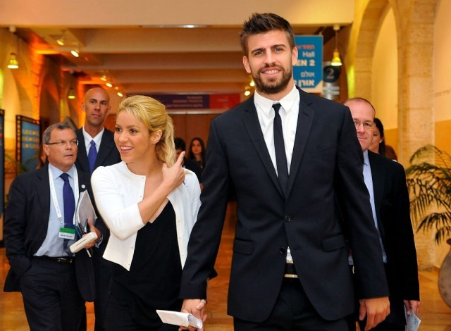 Image result for pique and shakira