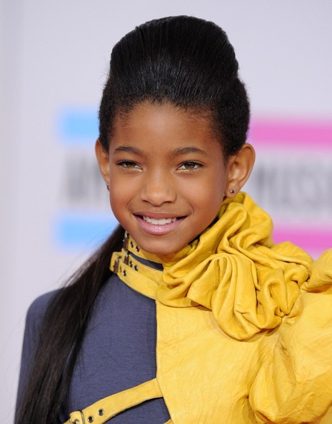 Willow Smith - 2010 American Music Awards - Arrivals