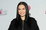 Singer Jessie J attends 103.5 KISS FM's Jingle Ball 2014 at Allstate Arena on December 18, 2014 in Chicago, Illinois.