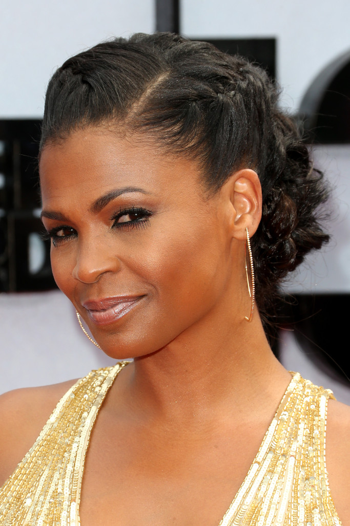 Nia Long In Arrivals At The BET Awards Zimbio