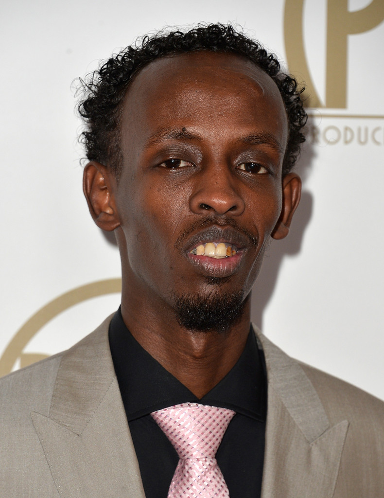 barkhad abdi of captain phillips
