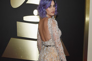 Recording Artist Katy Perry attends The 57th Annual GRAMMY Awards at the STAPLES Center on February 8, 2015 in Los Angeles, California.
