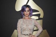 Recording Artists Katy Perry attends The 57th Annual GRAMMY Awards at the STAPLES Center on February 8, 2015 in Los Angeles, California.