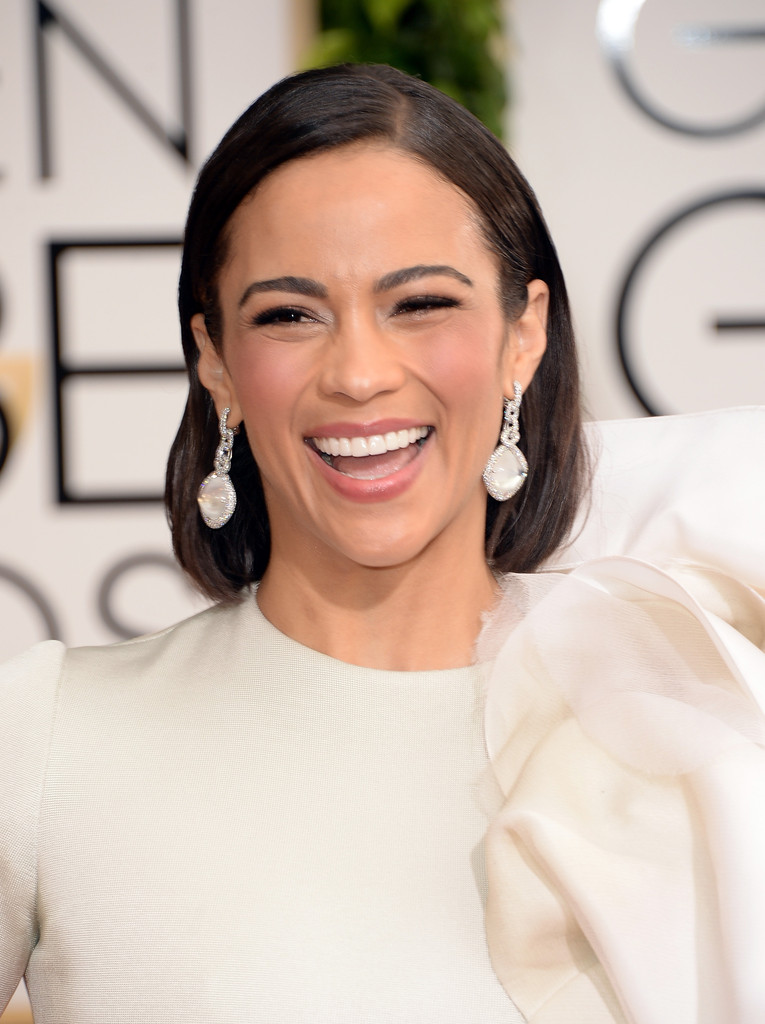 paula patton makeup 2014