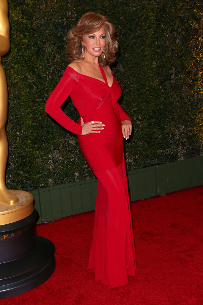 Raquel Welch Photos Photos Arrivals At The Governors