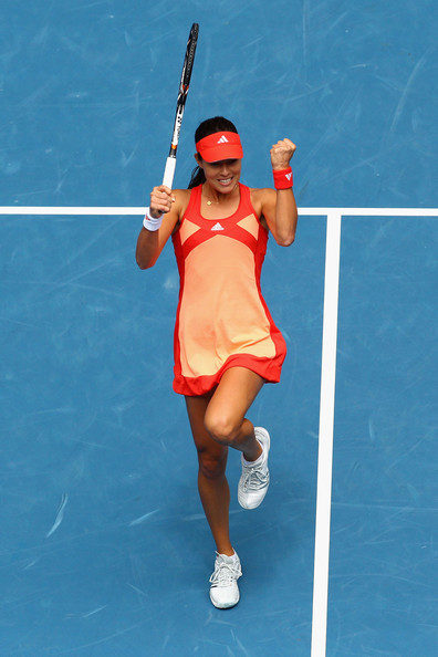 Ana Ivanovic - 2012 Australian Open - Day 6