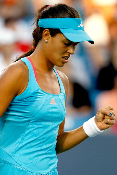 Ana Ivanovic - Western & Southern Open - Day 1
