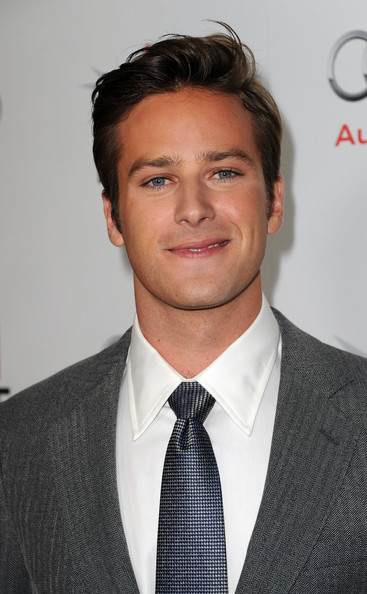 "Armie Hammer - AFI FEST 2011 Presented By Audi - ""J. Edgar"" Opening Night Gala - Red Carpet"