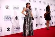 Actress Jillian Rose Reed attends The 41st Annual People's Choice Awards at Nokia Theatre LA Live on January 7, 2015 in Los Angeles, California.