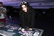 Charli XCX attends 93.3 FLZÂ's Jingle Ball 2014 at Amalie Arena on December 22, 2014 in Tampa, Florida.